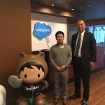 【会員コラム第五回】<br>株式会社セールスフォース・ドットコムの伊藤常務にお話を伺いました。