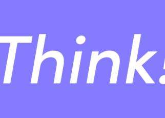 Think! タイトル